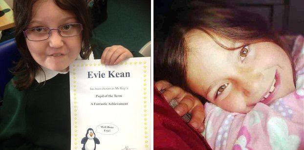 这个小女孩在她离世之前实现了她的所有愿望