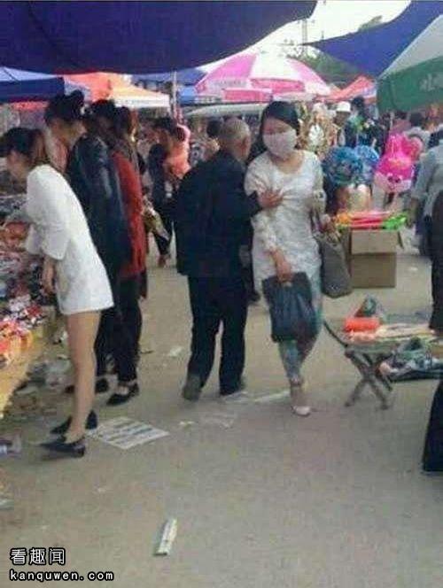 2ch翻译:中国的痴汉太有男人味已经成为了话题