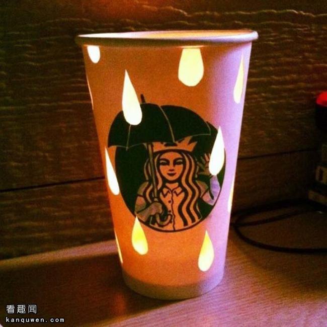 多图:开眼界!来看看这位星巴克狂热粉丝特制的杯子吧