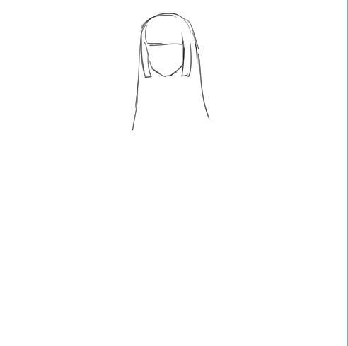 2ch翻译:通过接龙来画出你们理想中的女高中生吧