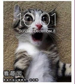 reddit翻译:我的锁定画面在一天之中有2分钟简直太完美了
