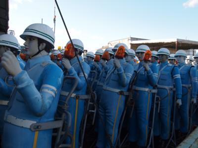 2ch翻译:美国硅谷出现机器人警备员!给Neet界带来冲击