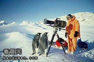 2ch翻译:企鹅「喔喔!这边好像在拍摄些什么噢wwwww」
