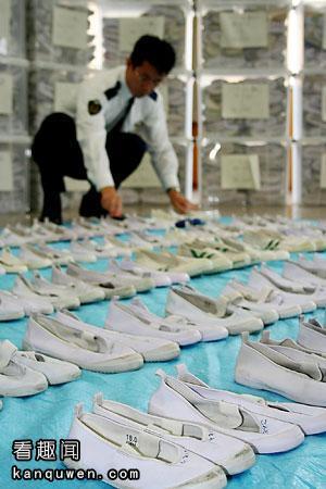 2ch翻译:通过护士鞋「来满足性的欲望」,100双鞋的连续盗窃嫌疑犯逮捕