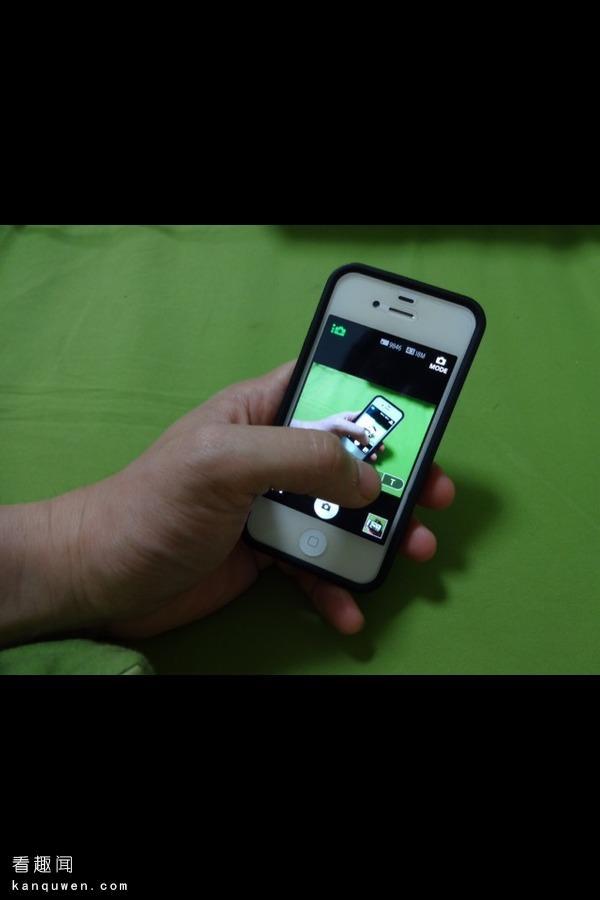 2ch翻译:调查一下大家智能手机的握法