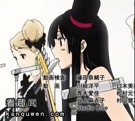 2ch翻译:发一些动画的作画失误的图像过来吧(三)
