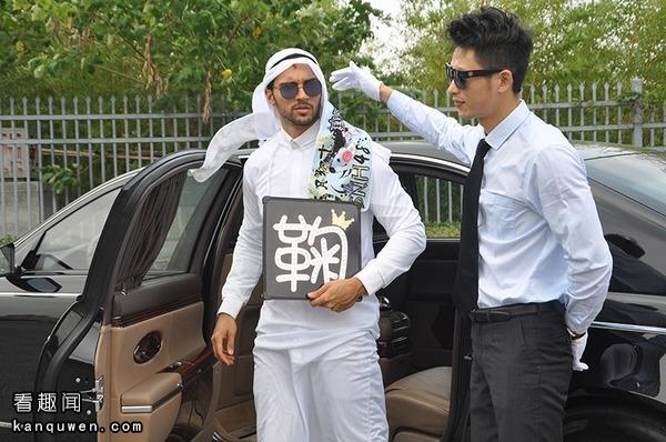 2ch:成为了偶像宅的阿拉伯石油王因为太不妙形成了话题www