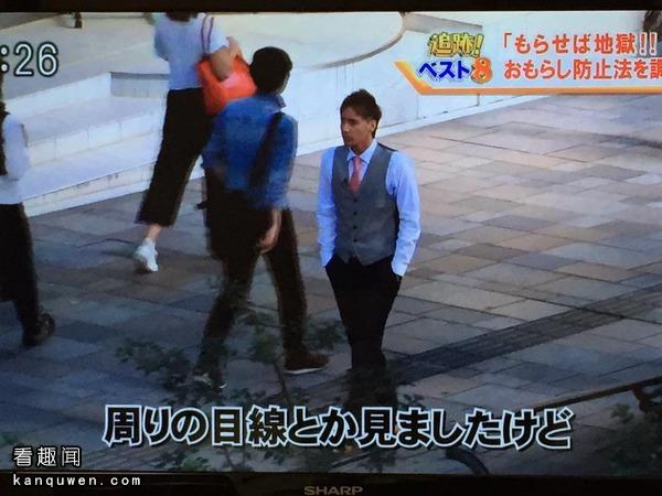 2ch:11区的让帅哥穿上尿布在大街上漏尿的节目www