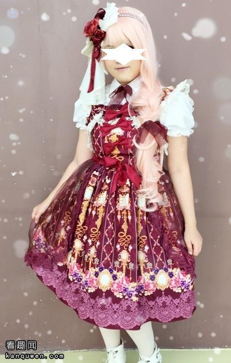 2ch:万圣节穿了女装后好像觉醒了的样子www