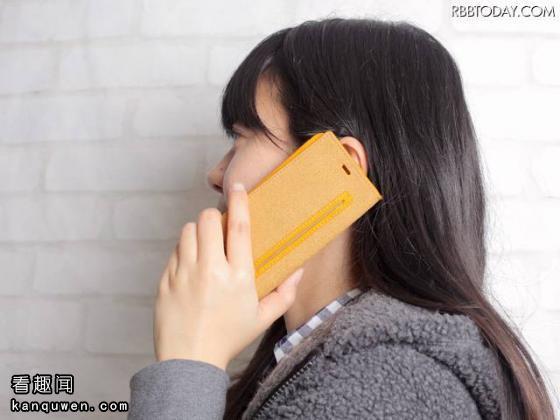 2ch:使用日记型手机套的家伙意识太高了www