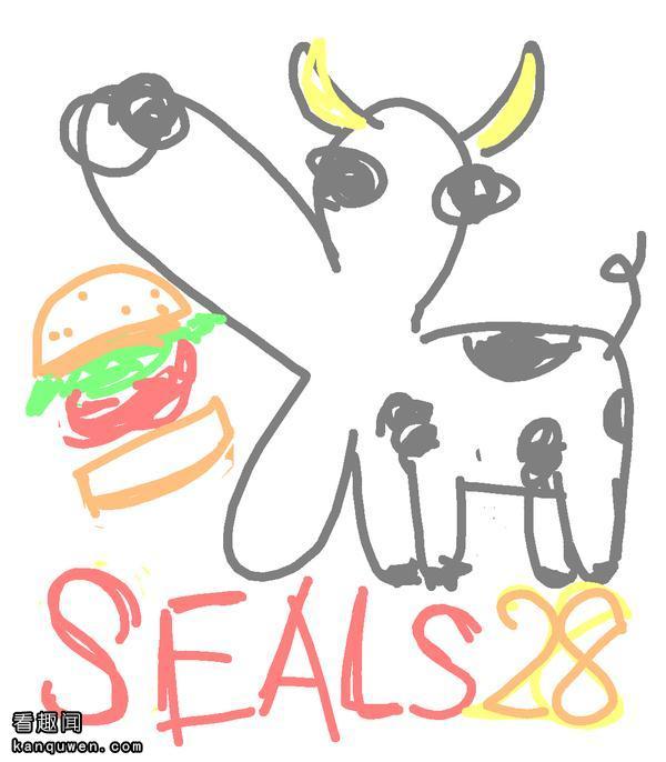 seals28虚构汉堡包店