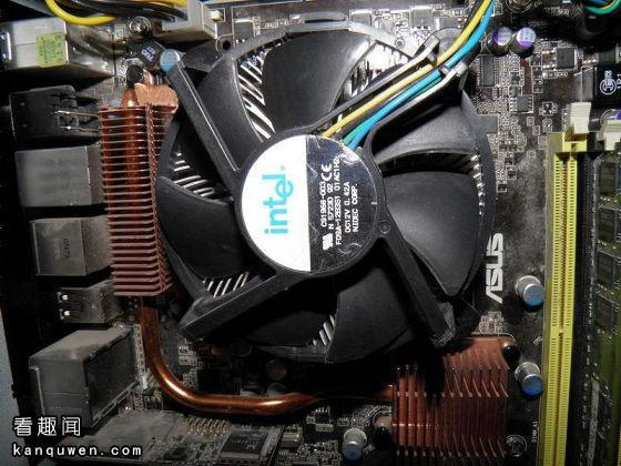 2ch:拆开无法开机的电脑机箱后发现了难以置信的光景