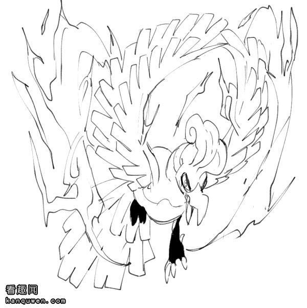 2ch:你们提要求,我来画口袋妖怪