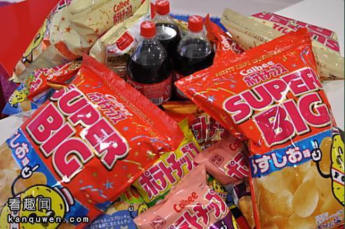 2ch:卡乐比推出了可乐味薯片━━━━(゚∀゚)━━━━!!