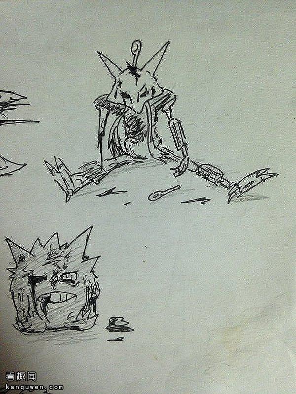2ch:通过安价画口袋妖怪的「濒死状态」(下)
