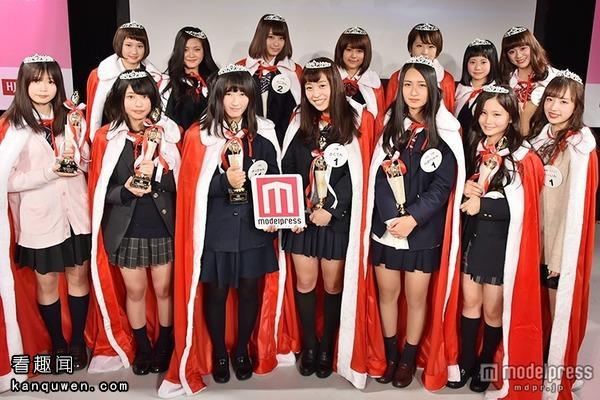 2ch:来看看决定「日本第一可爱的女高中生」的选美吧www