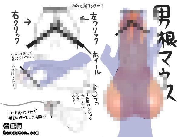 2ch:「欧派鼠标垫」这一罪孽深重的商品wwww