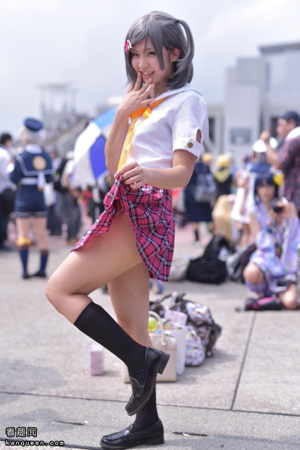 2ch:enako桑漫展第一天的cosplay来啦