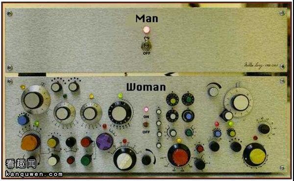 2ch:因为肚子饿了所以来贴一下能区分男女不同之处的图像