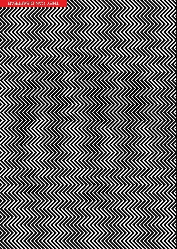 2ch:「10人中有9个人看不到的图像」你能看到吗?
