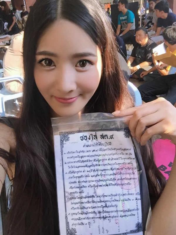 2ch:被免除了兵役的泰国的可爱的男孩纸