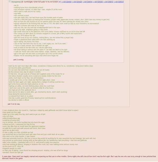 4chan:从路边捡来的8分女神