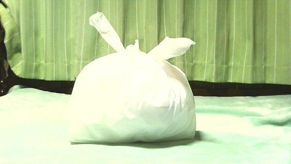 2ch:【慎入】尝试用塑料袋做了校园泳装的结果