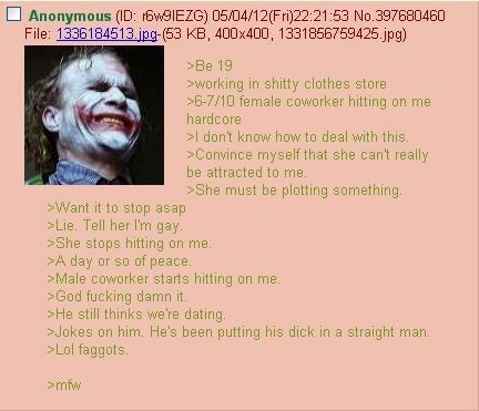 4chan:故事两则(20160526)