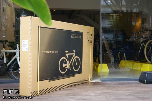 2ch:为了防止快递员搬运自行车时太粗暴,这个公司想了个天才般的主意