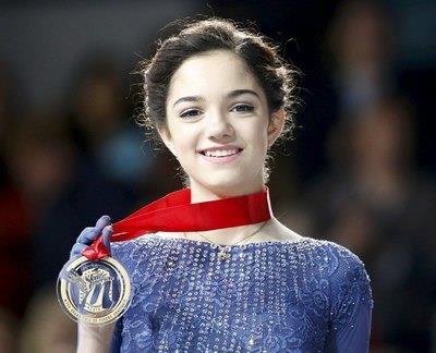 2ch:花样滑冰女王梅德韦杰娃是(16岁)腐女