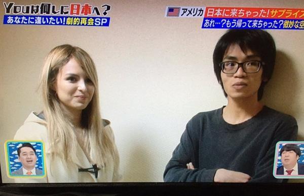 仓鼠速报:为了给日本男朋友一个惊喜来见面的白人美女因为太可爱引发热议